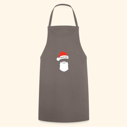 Beard Goals Santa - Cooking Apron
