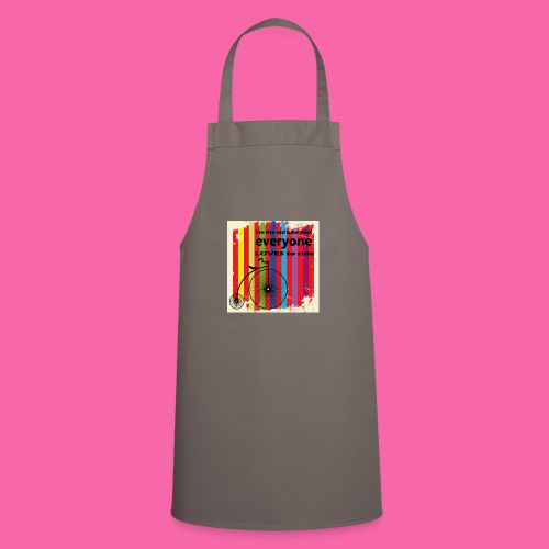 I m the old bike - Cooking Apron