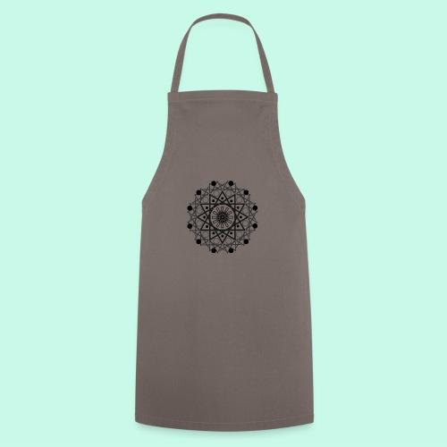 Mandalas 2 - Delantal de cocina