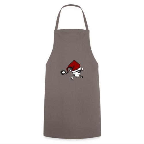 CHRISTMAS SKULL - Tablier de cuisine