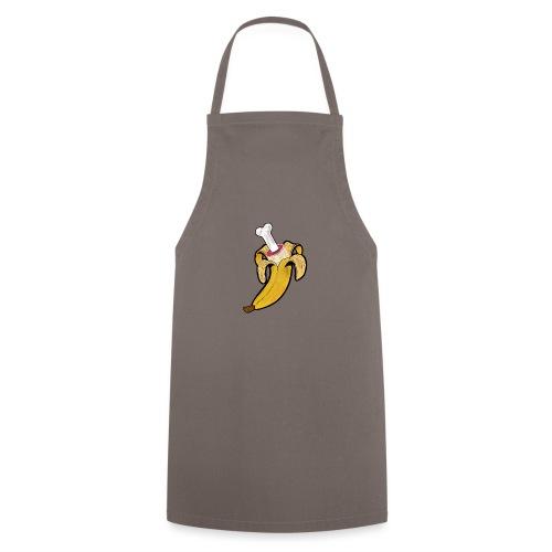 Die zwei Gesichter der Banane - Kochschürze