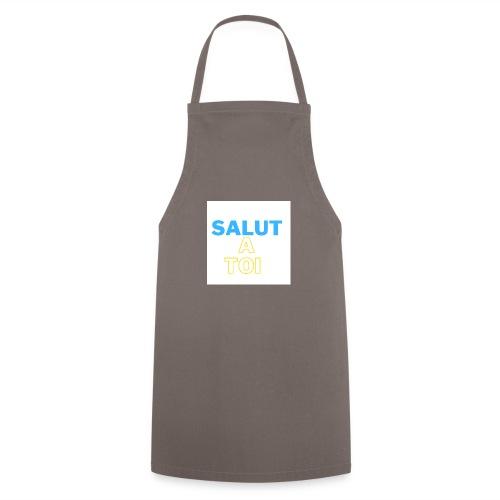 salut 1 - Tablier de cuisine
