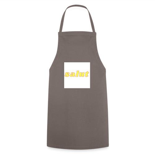salut 5 - Tablier de cuisine