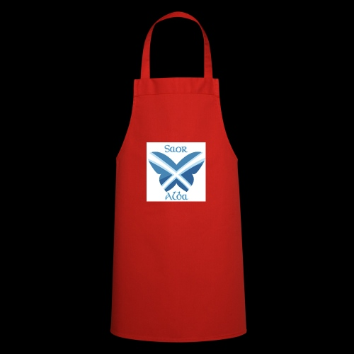 Saor Alba butterfly - Cooking Apron