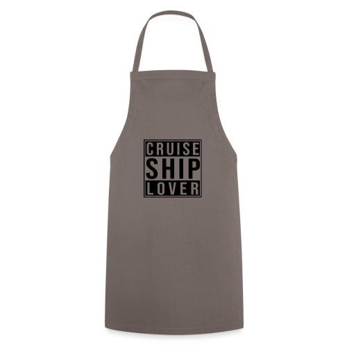 Kreuzfluenzer - Cruise Ship Lover - Kochschürze