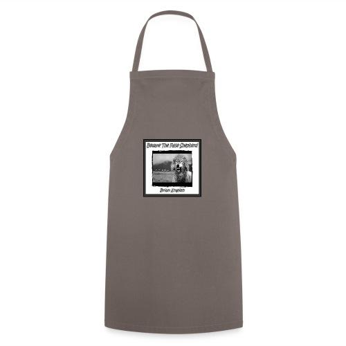 Brian English - Beware The False Shepherd - Cooking Apron