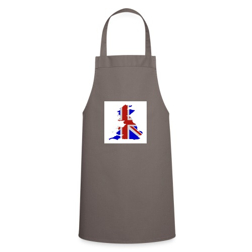 Union Jack Insel - Kochschürze
