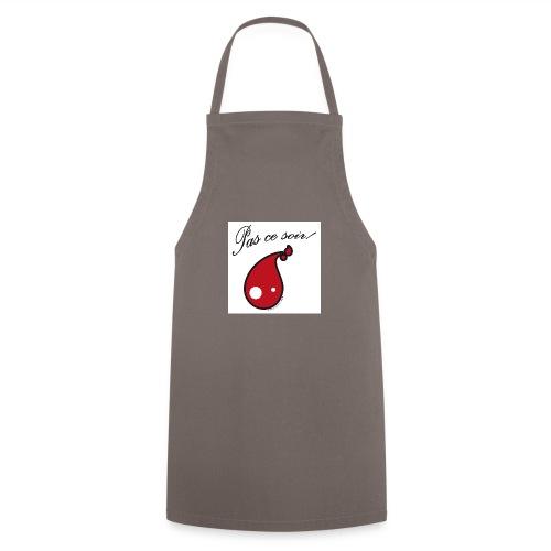 sang1 - Tablier de cuisine