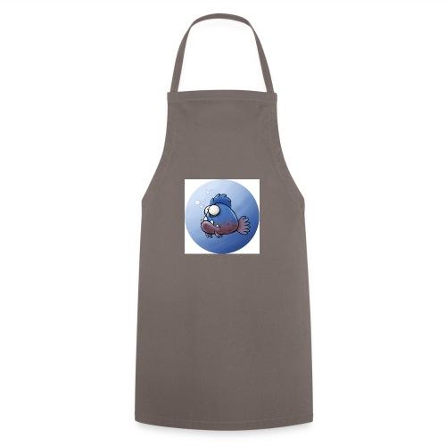 Piranha Button - Kochschürze