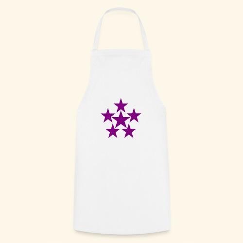 5 STAR lilla - Kochschürze