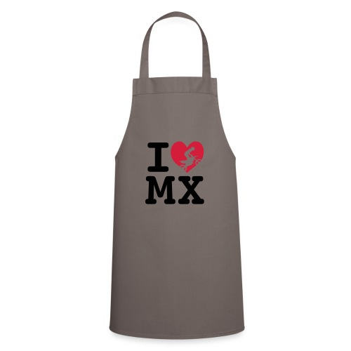I love MX 2 - Tablier de cuisine
