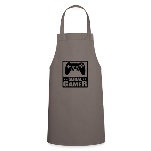 serial gamer - Tablier de cuisine