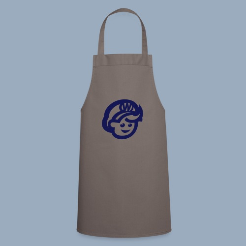 logo bb spreadshirt bb kopfonly - Kochschürze