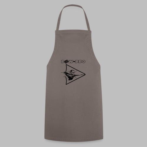 Bow-Bro Logo - Kochschürze