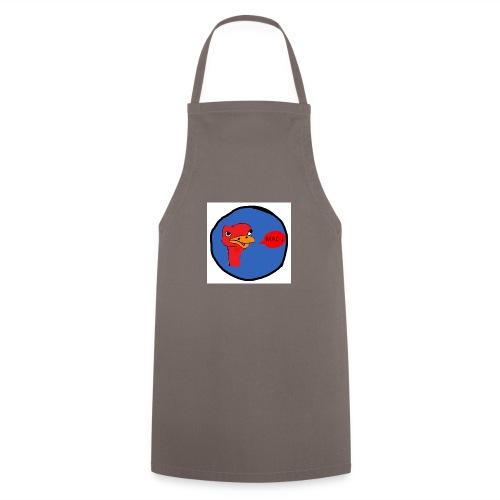 de struisvogel - Keukenschort