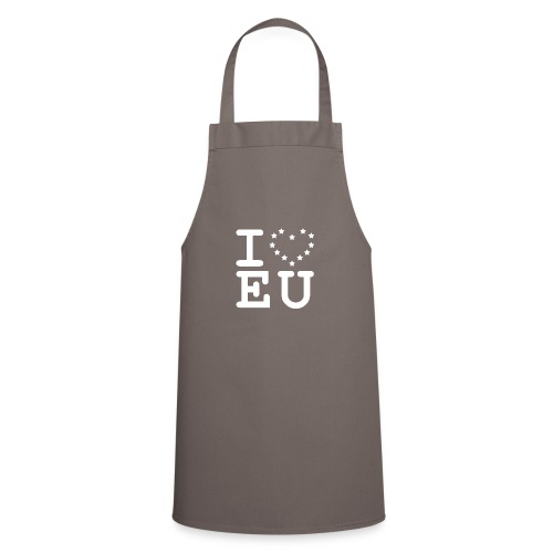 i love EU European Union Brexit - Cooking Apron