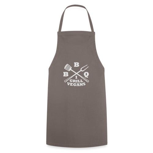 Je barbecue végétaliens grill (BBQ) - Tablier de cuisine
