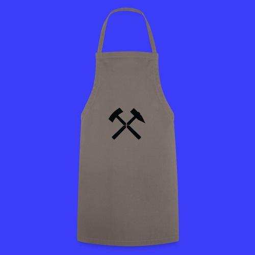Pałki żelazne - Fartuch kuchenny