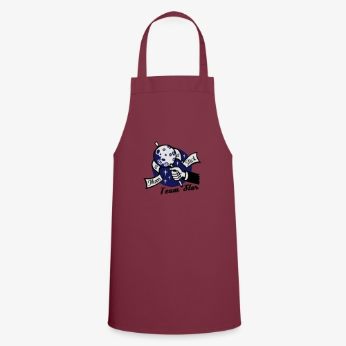 Moon on a Stick - Team Star - Cooking Apron