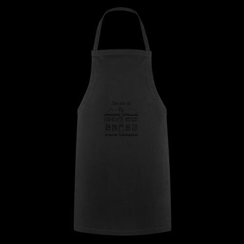 See you at Hotel de Tabaksplant BLACK - Cooking Apron