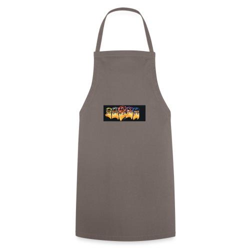 tresor chocovore - Tablier de cuisine