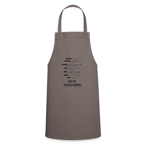 Vero standard PT - Grembiule da cucina