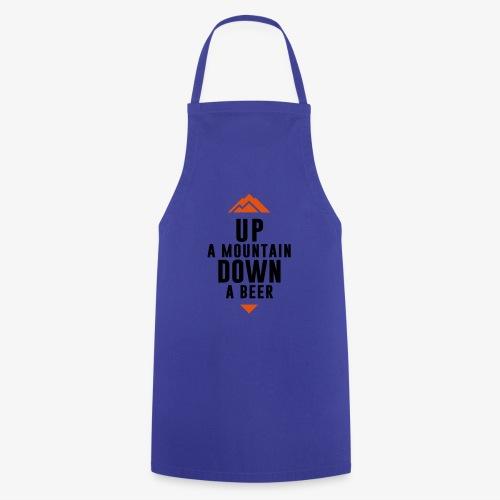UP Mountain Down Beer - Tablier de cuisine
