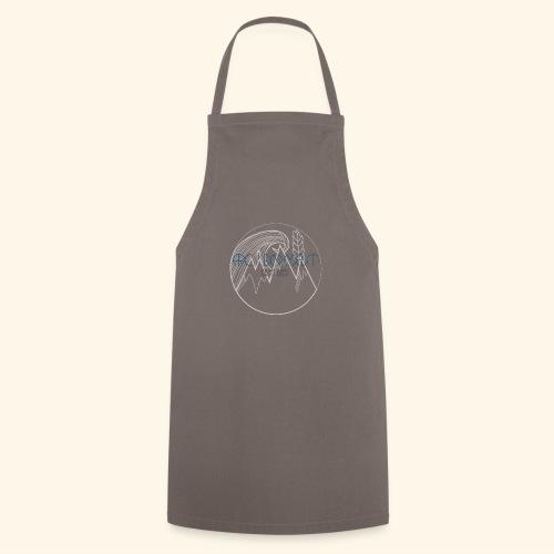 Arc en malt - Tablier de cuisine
