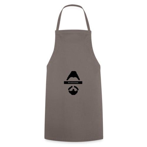 Biturzartmon Logo asiatisch schwarz - Kochschürze