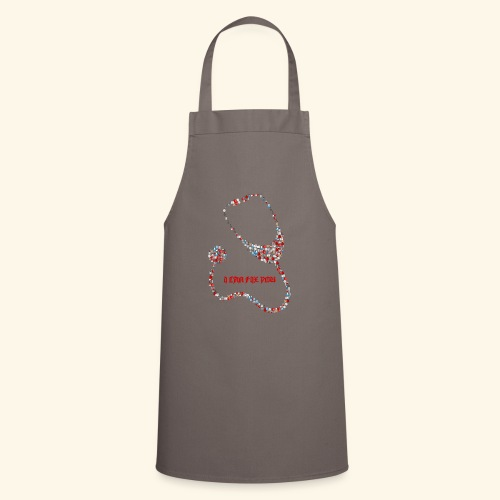 i will fix you stethoscope - Cooking Apron