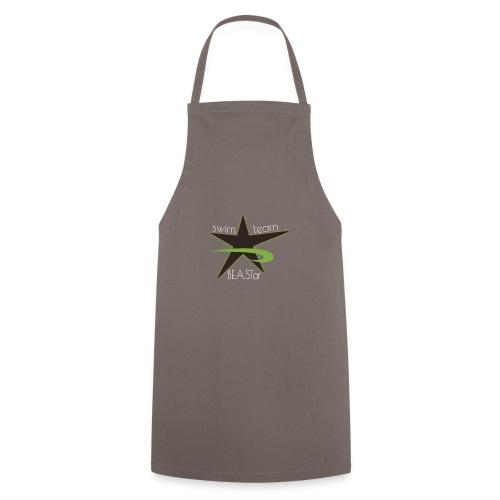 BeAStar BeAStar noStar grey green dark - Kochschürze