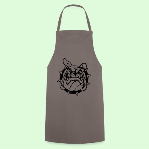 Bulldog souriant - Tablier de cuisine