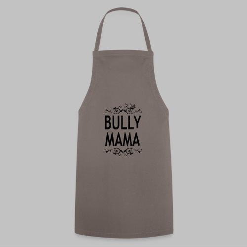 Stolze Bully Mama - Motiv mit Schmetterling - Kochschürze