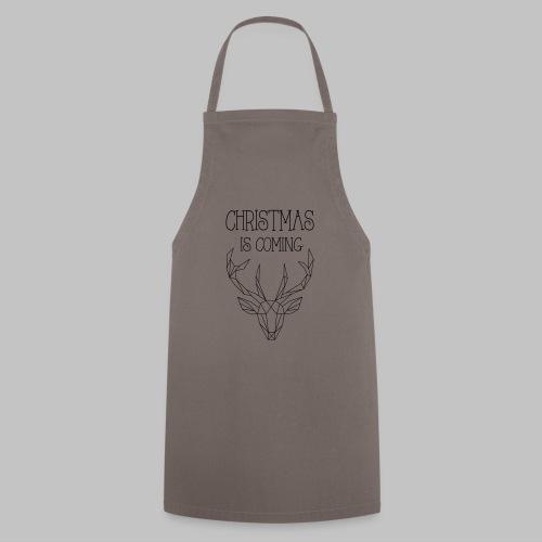 Deer Christmas - Cooking Apron