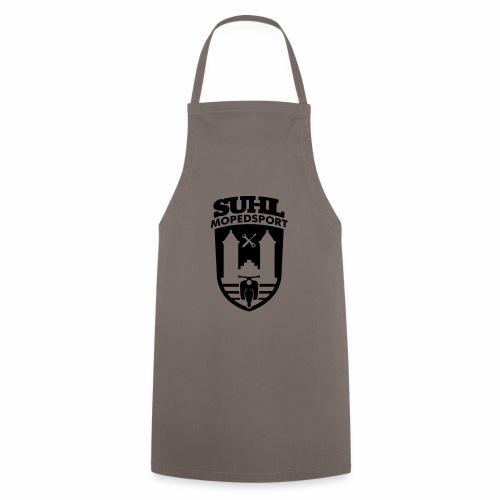 Suhl Mopedsport Schwalbe 2 Logo - Cooking Apron