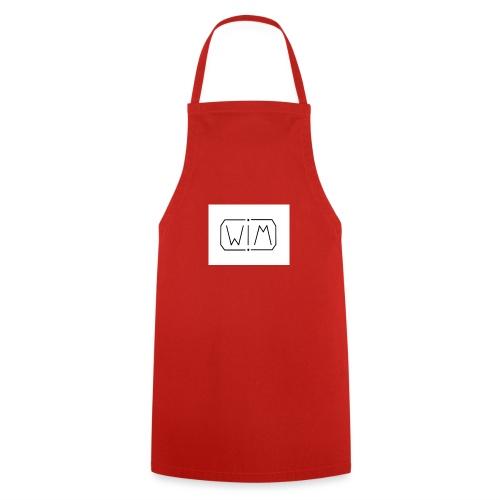 normal WIM design - Keukenschort