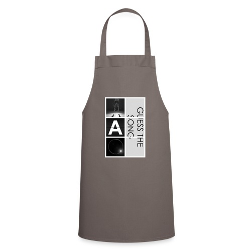 Guess the song - 90s hip hop - Cooking Apron