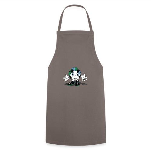 Ulzi mit Schatten Sticker - Kochschürze