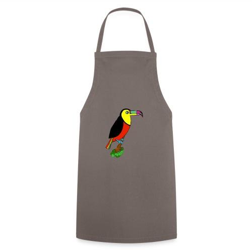 Le toucan - Tablier de cuisine