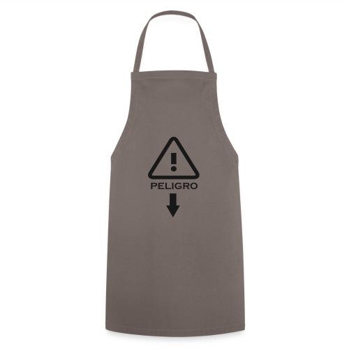 Peligro - Delantal de cocina