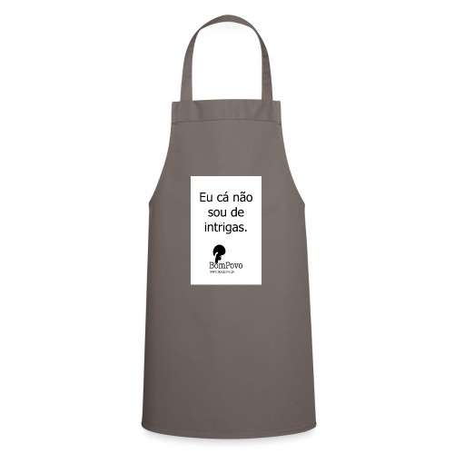 eucanaosoudeintrigas - Cooking Apron