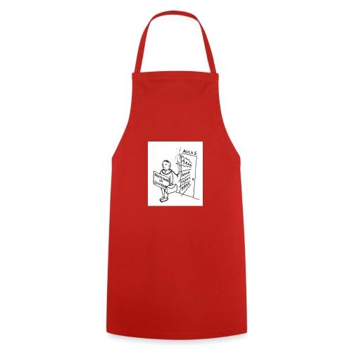 prof da guardia - Grembiule da cucina
