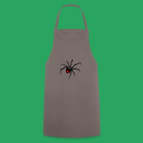 spider logo fantasy - Grembiule da cucina