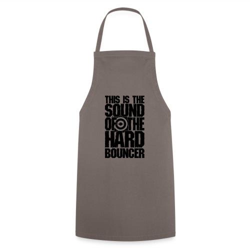 hardbouncer shirt - Keukenschort