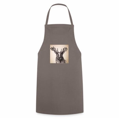 deer crown - Kochschürze
