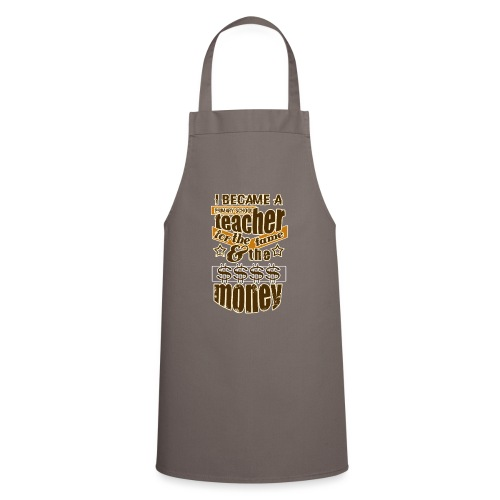 Primary school teacher t-shirt, teacher t shirt - Delantal de cocina