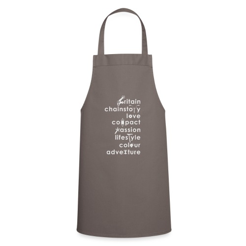 Fill in the blanks - Cooking Apron