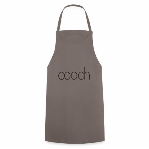 coach text - Kochschürze