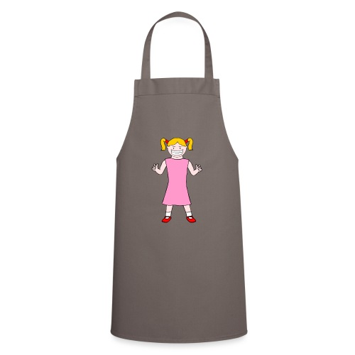 Trudy Walker Standing - Cooking Apron
