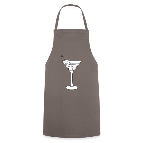 Martini - Kochschürze